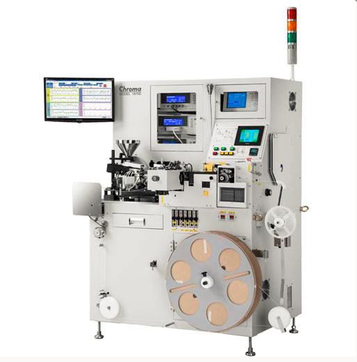高频电感测试包装机 Chroma1870D