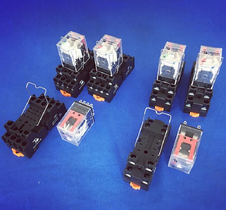 KC54P(H54P,MY4N)系列小微中间继电器