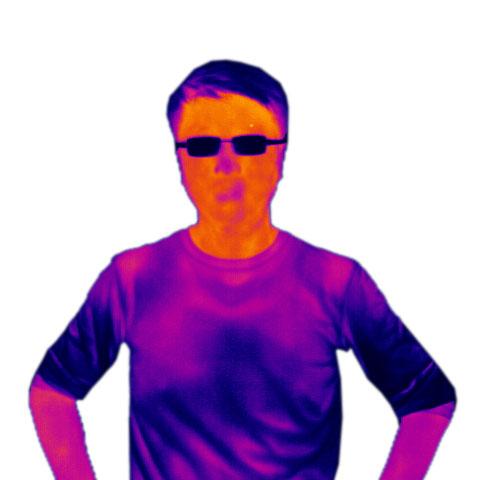 智能红外体温监测系统