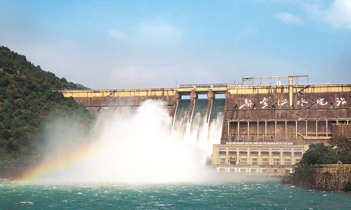 水力发电站应用
