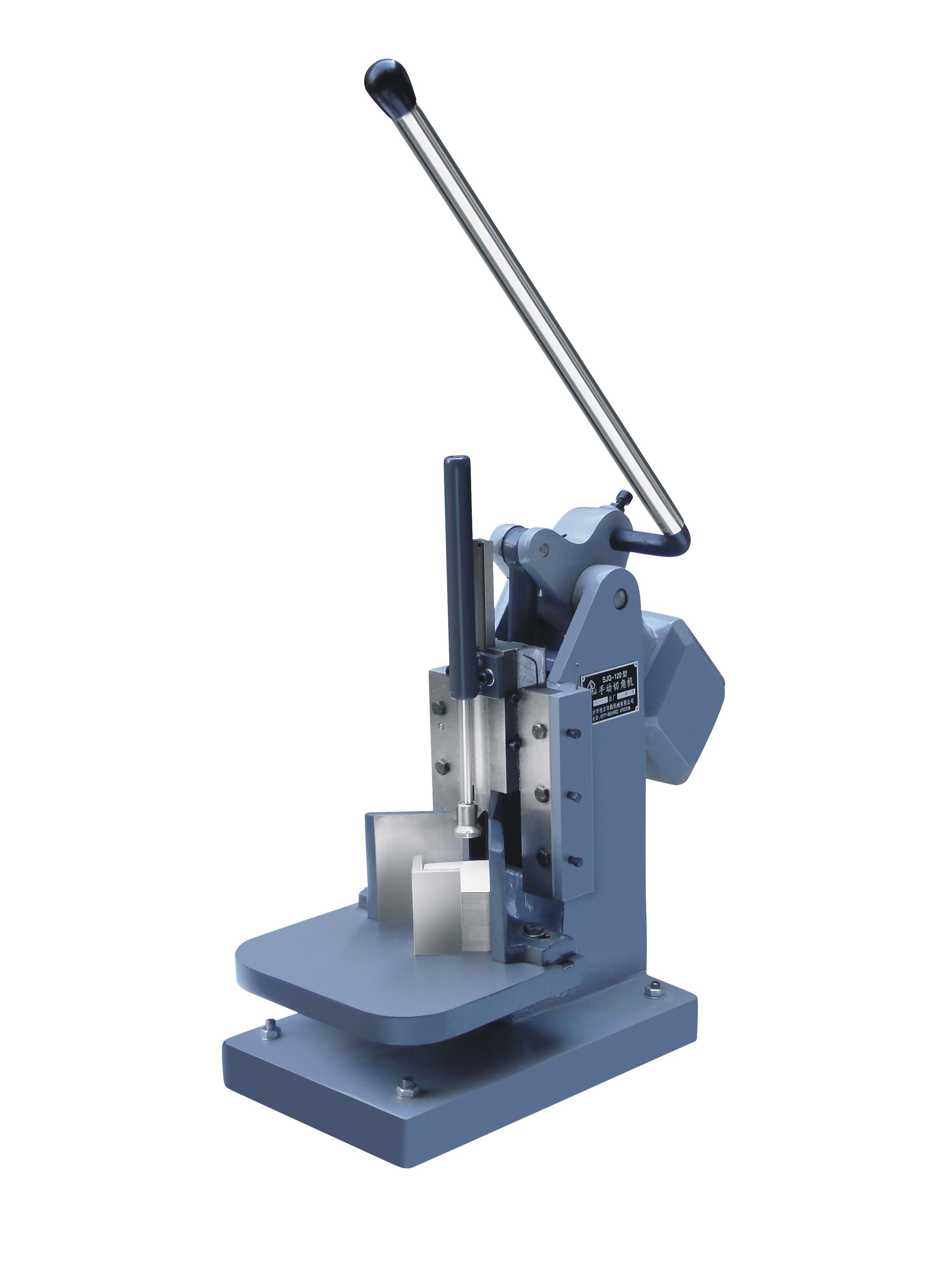 SDQ-100型手動切角機