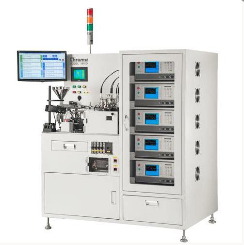 电感层间短路自动测试系统Chroma1871