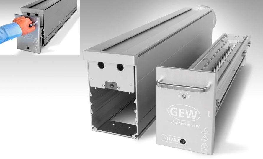 GEW NUVA2 UV固化系统