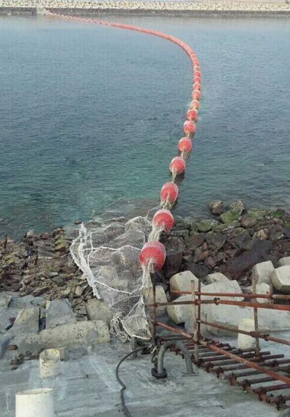 50mm水源地警戒浮球