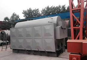 DZH型燃生物质蒸汽锅炉