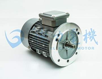 圆形GS系列铝壳电机-德力