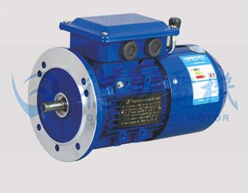 YEJ系列铝壳制动电机-德力