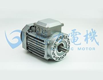 方形铝壳三相异步电动机
