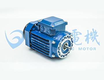 方形GS系列铝壳电机-德力