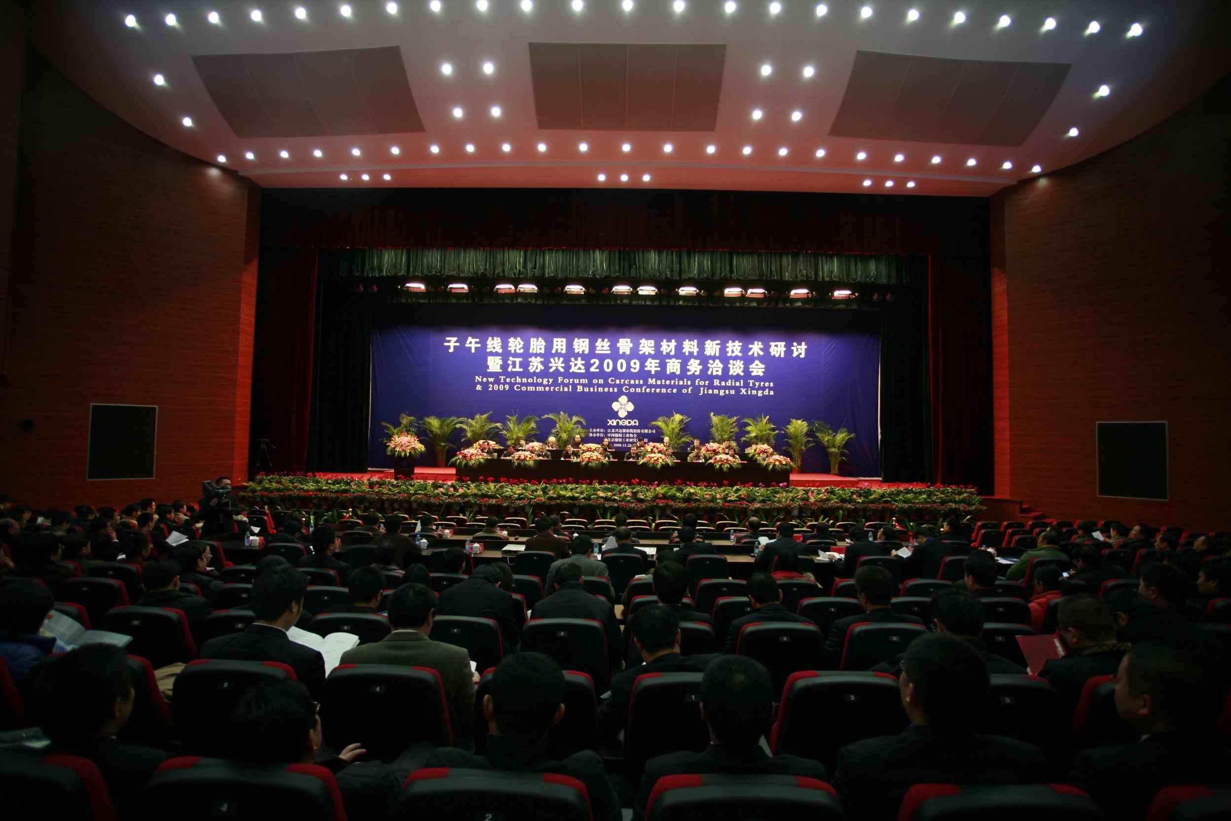 江苏兴达剧院
