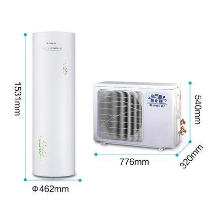 空气能热水器150LSXD150LCJW/C+KFRS-3.1JRe/A3