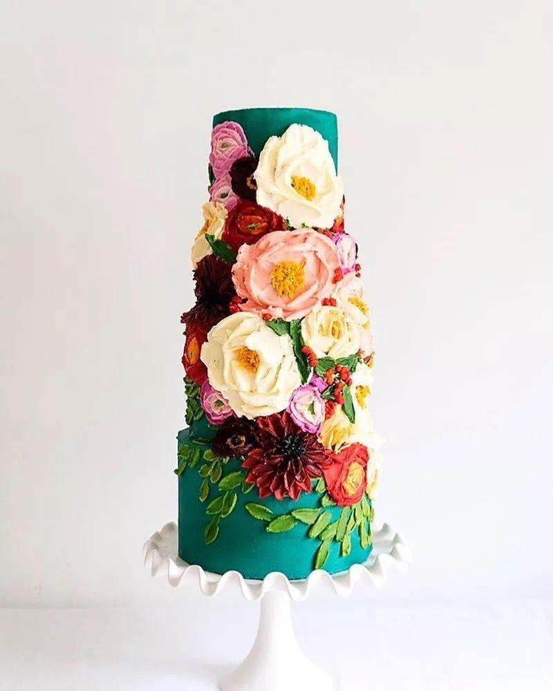 浮雕手绘蛋糕培训哪家好