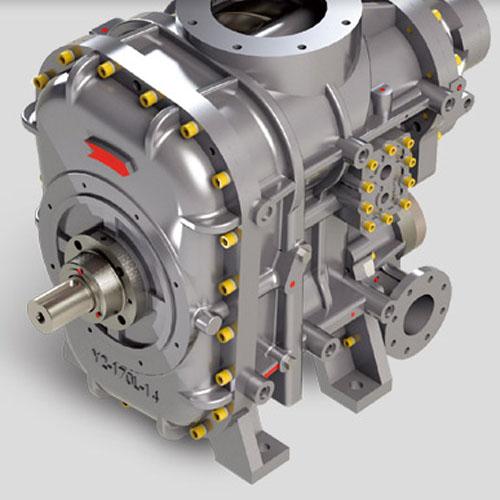 开泰克KHE系列螺杆式空气压缩机