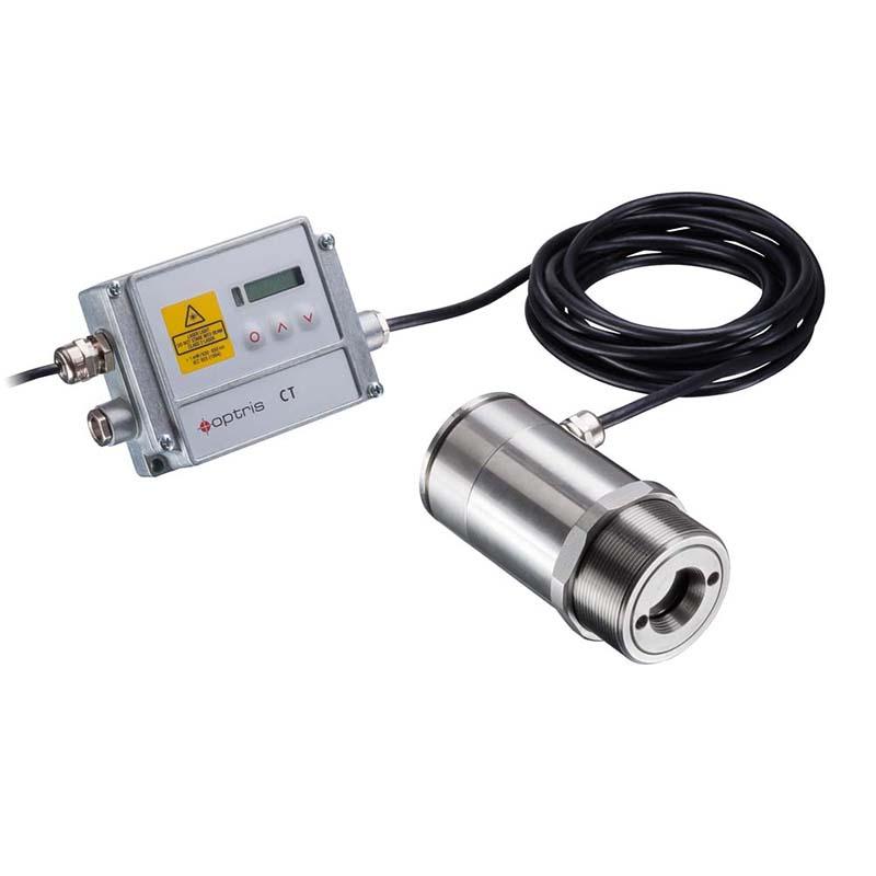 欧普士塑料专用红外测温仪CTLaser P7