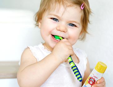 宝宝的小怪兽-Xylicare莱利可牙膏