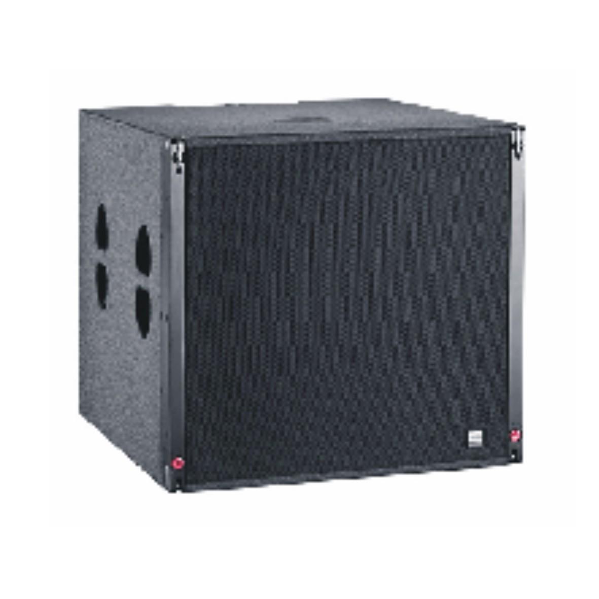 Mini-SUB 单18寸大功率精巧型线阵列超低扬声器