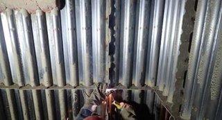 梳形导流板水冷壁防磨技术原理