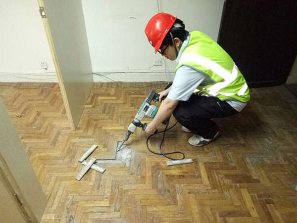 楼板承载力专项检测