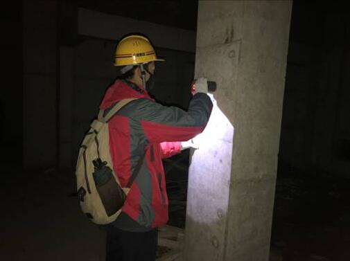 上海地下室人防工程质量检测