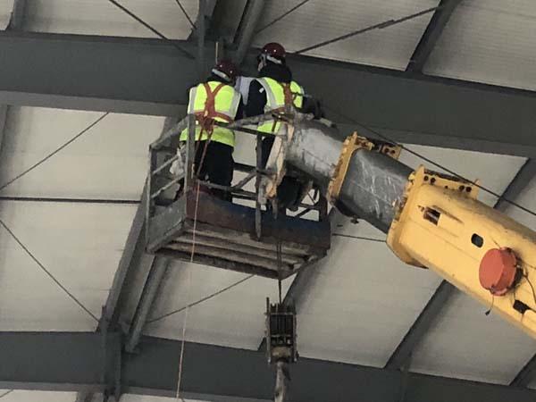 钢结构厂房承载力复核鉴定