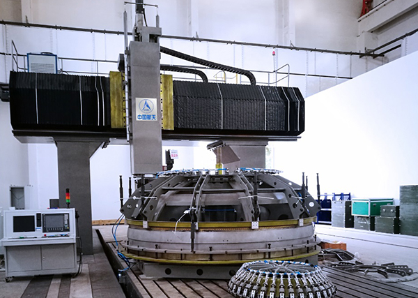 三维搅拌摩擦焊设备