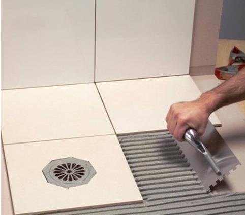 為什麽粘貼瓷磚時氣溫不能低於5℃?