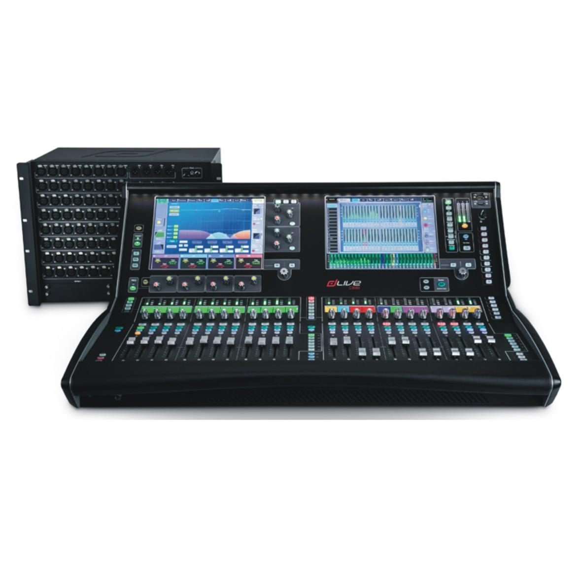 dLive C3500 数字调音台