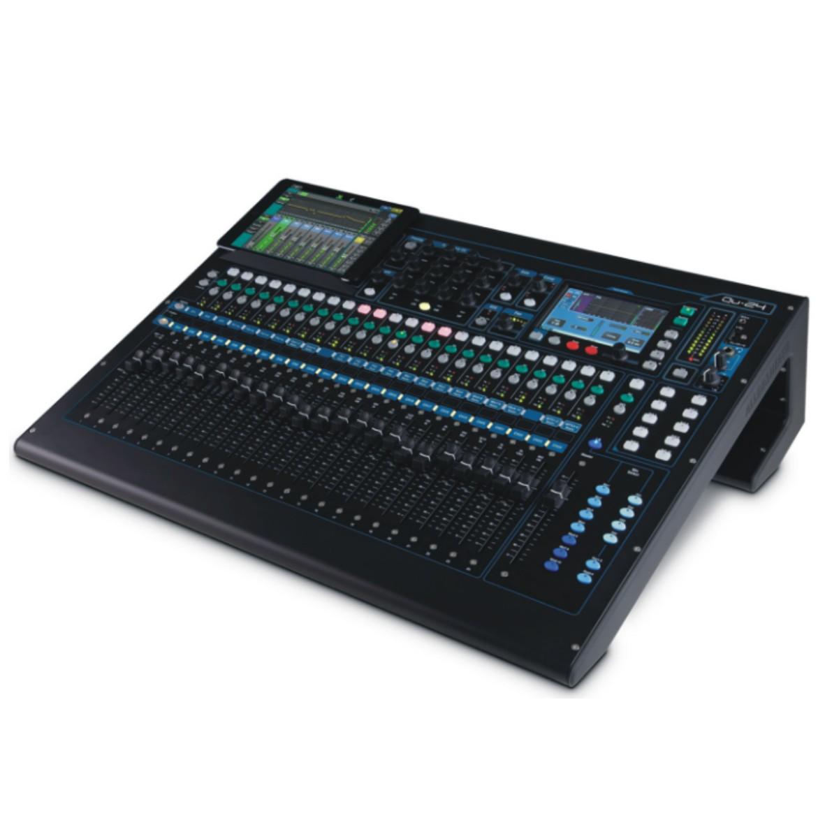 QU-24 紧凑型数字调音台