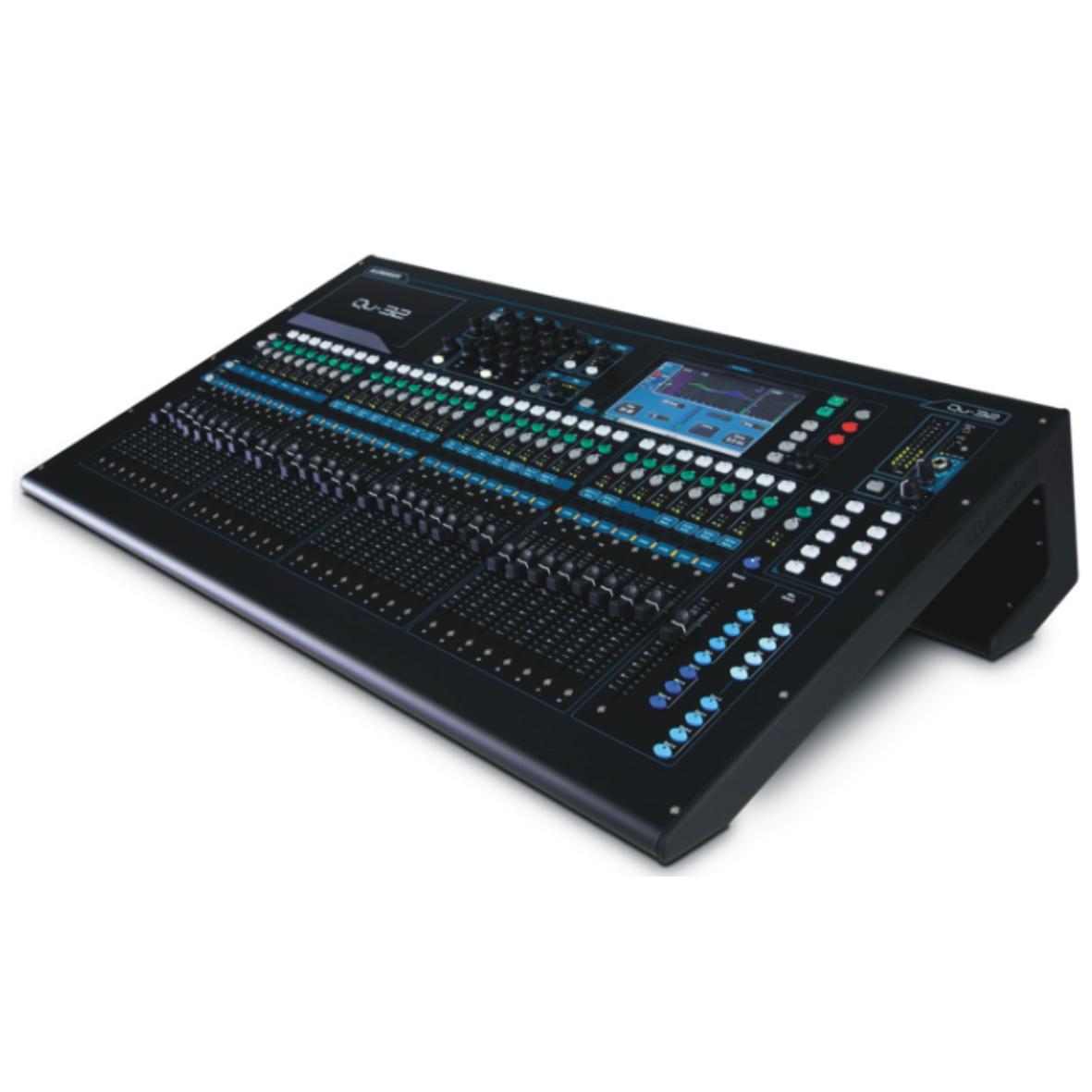 QU-32 紧凑型数字调音台