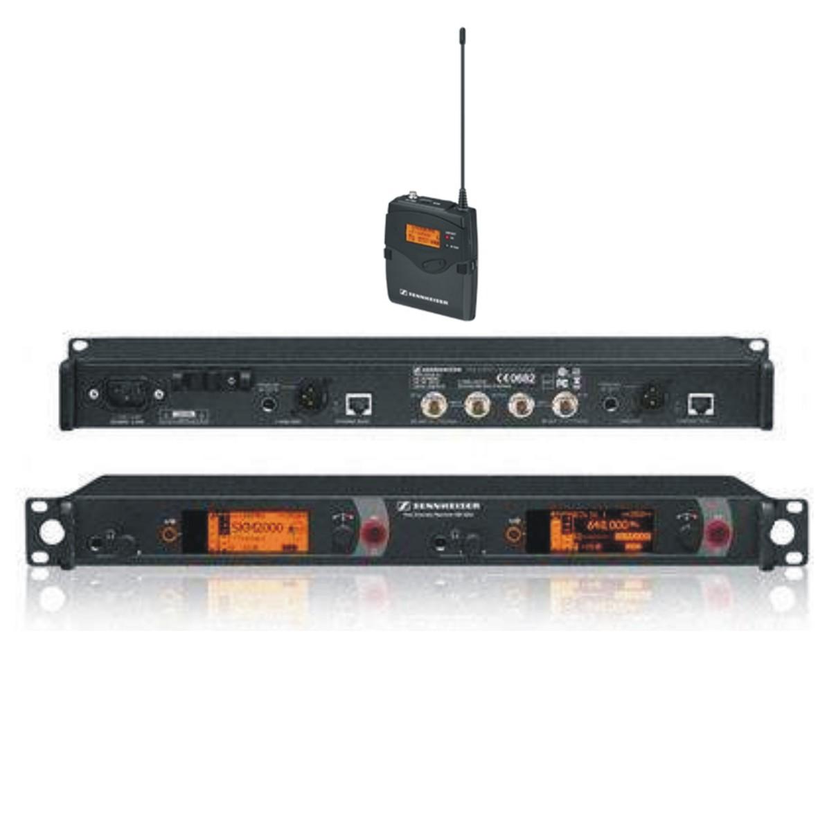 EM2050 SK2000 无线话筒系统