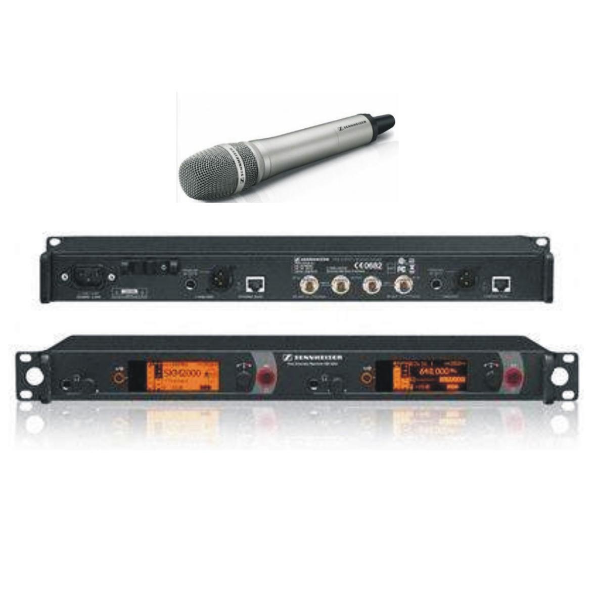 EM2050 SKM2000 无线话筒系统