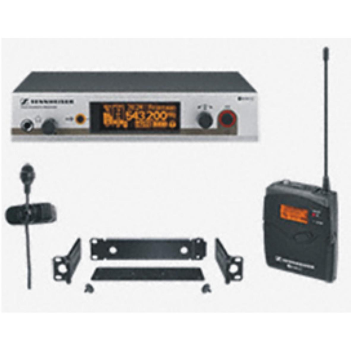 ew322 G3 无线话筒系统
