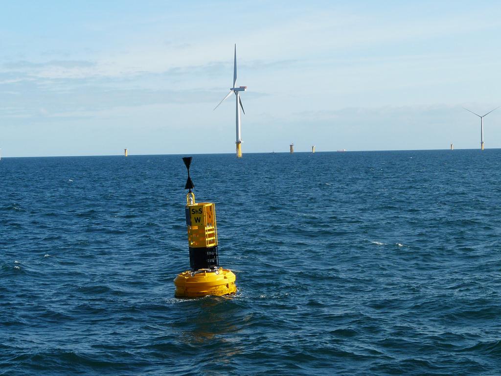 高强度海洋浮标