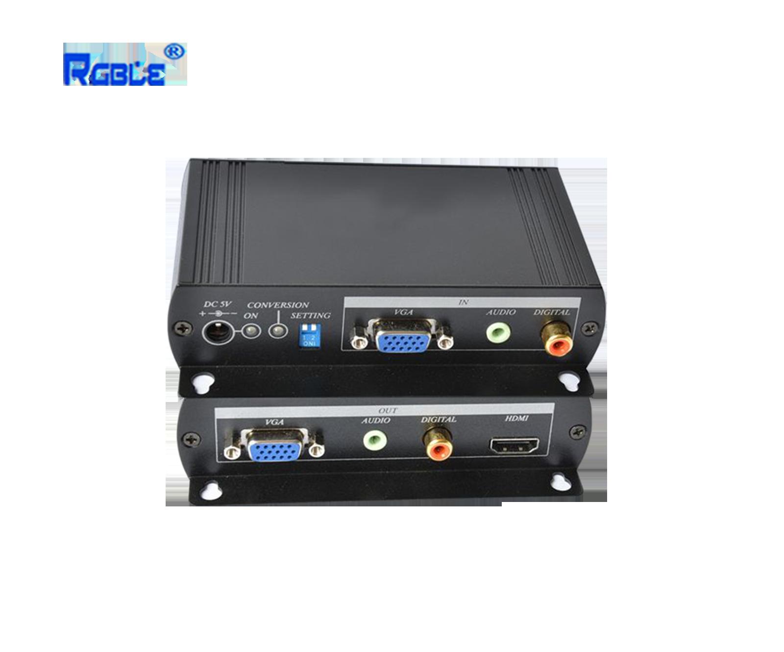 VGA转HDMI转换器
