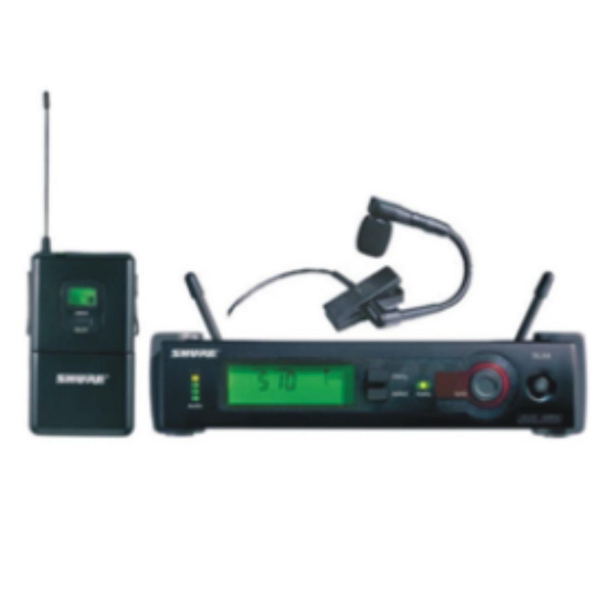 QLXD14/WL93 领夹式无线数字麦克风系统
