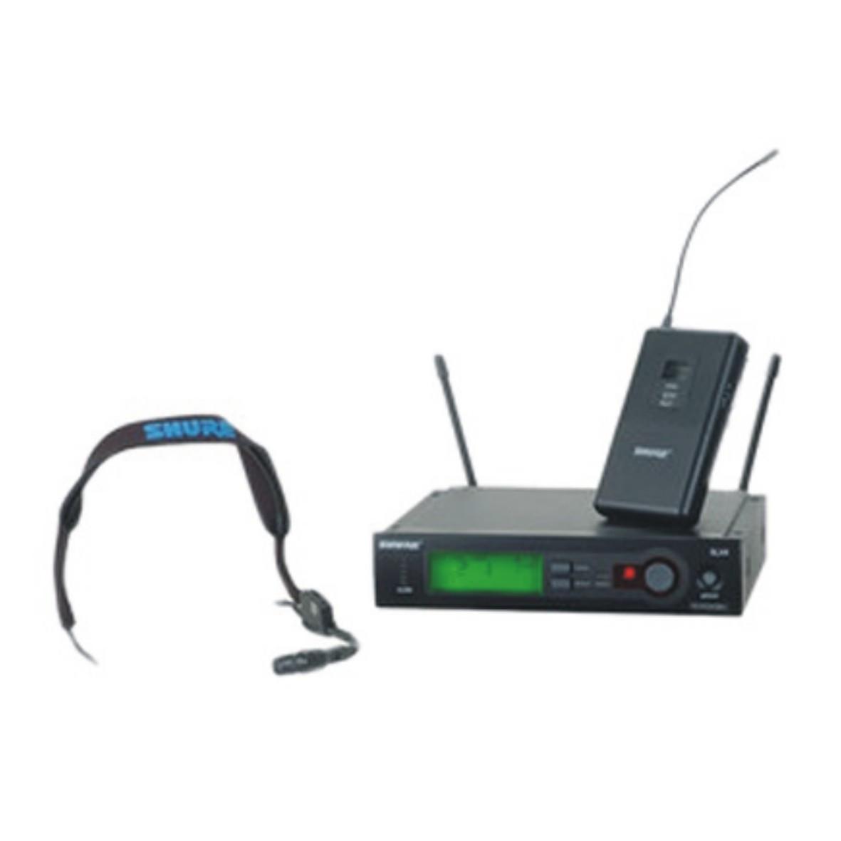 SLX14/30 头戴式无线话筒系统