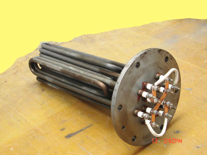 LHGH4锅炉电加热器