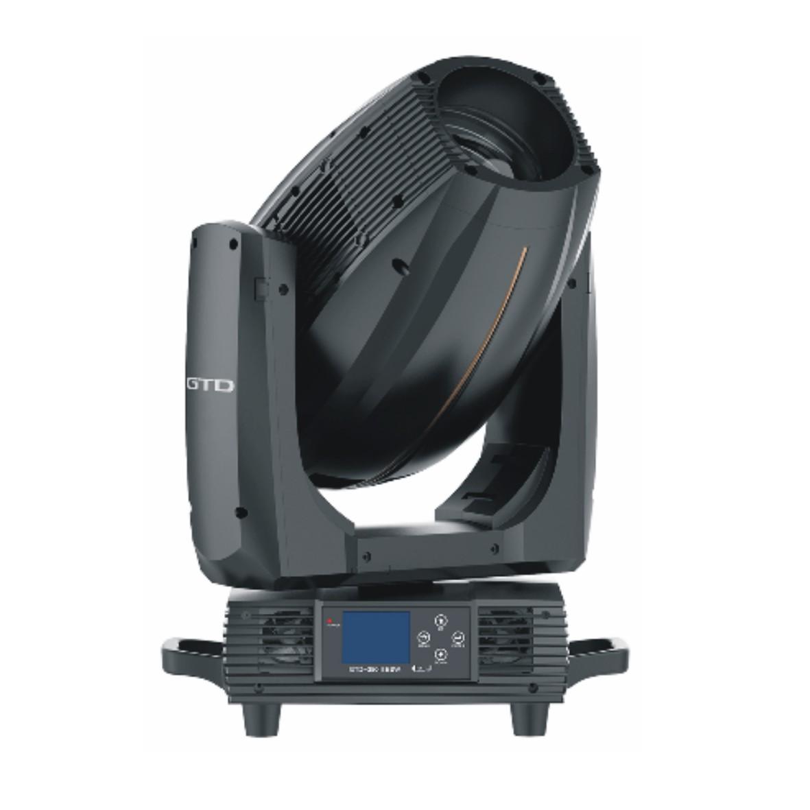 GTD-380 II BSW 电脑摇头灯(三合一)