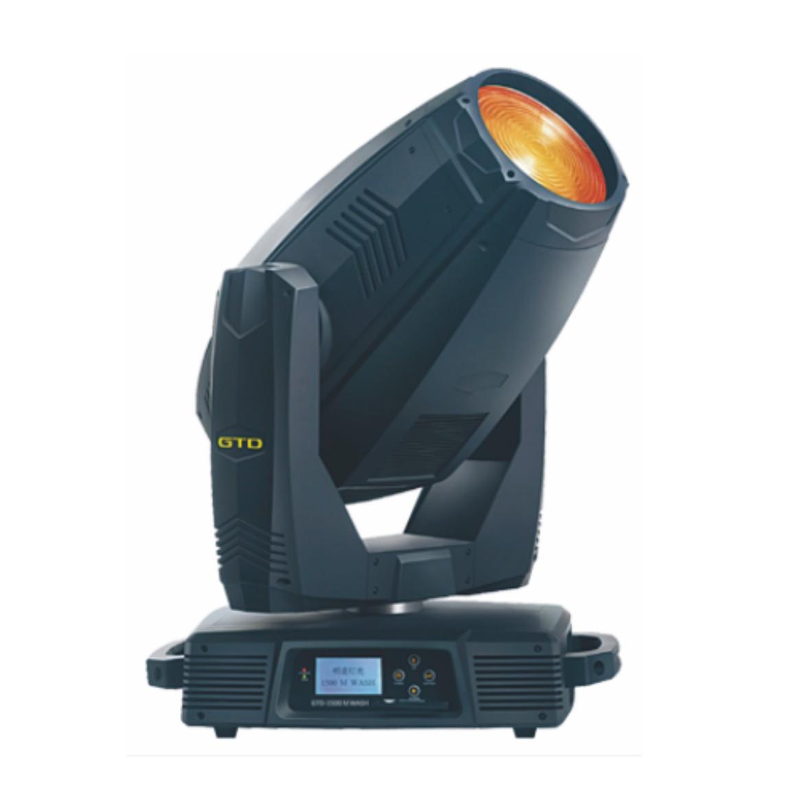 GTD-1500M WASH 电脑摇头染色灯