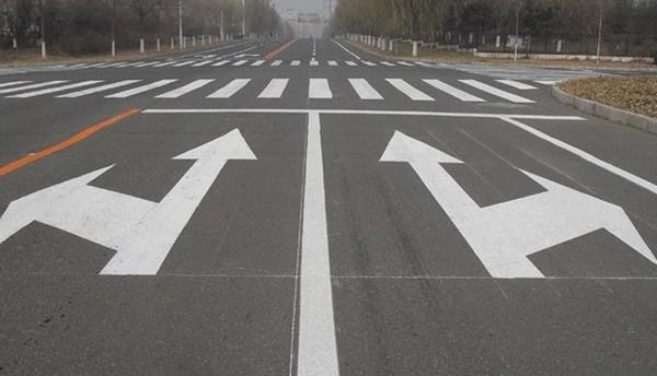道路导流线