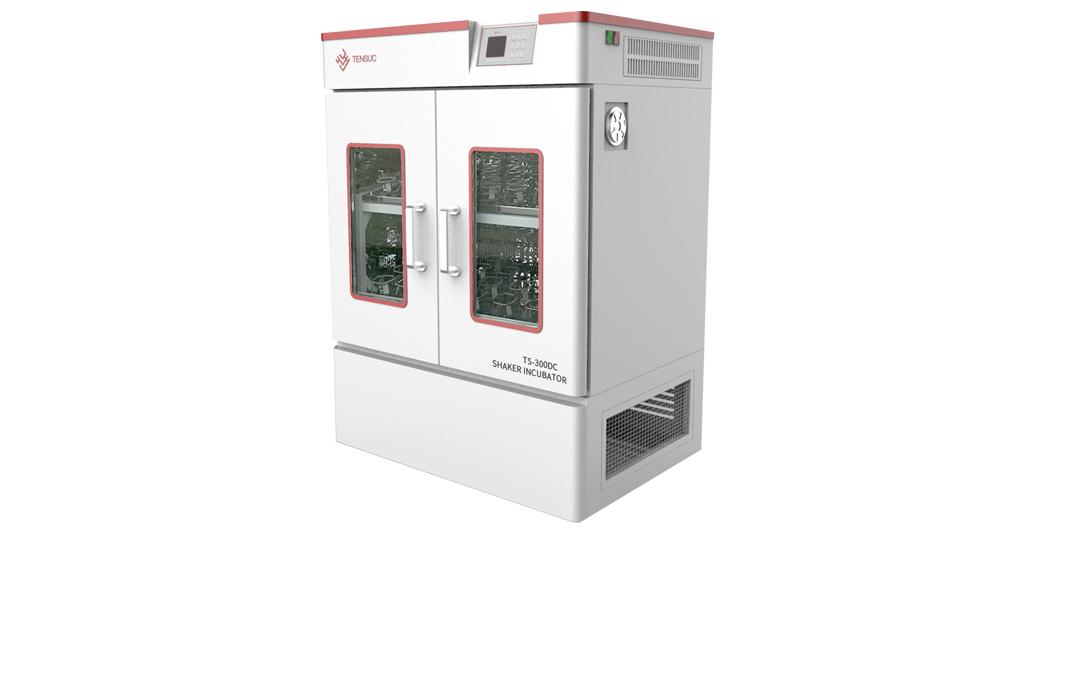 TS-300DC立式双层恒温振荡器