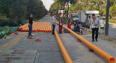 深圳光明区市政燃气工程
