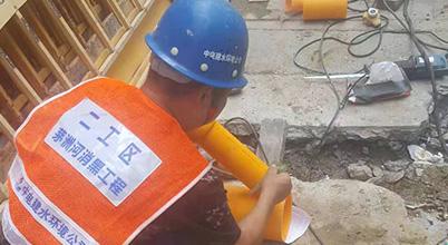 燃气管道工程安装