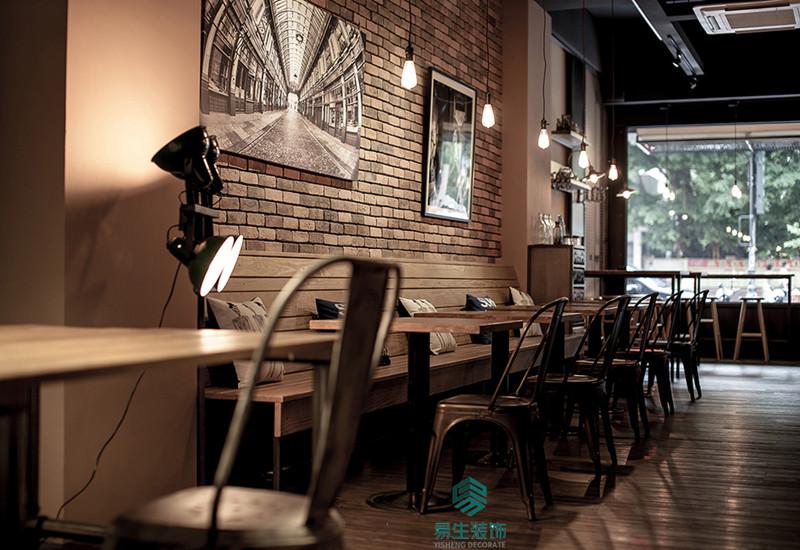 慢话咖啡厅装修设计