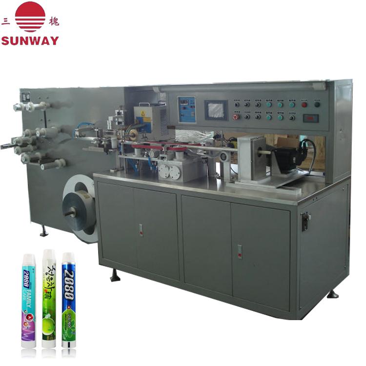 B.GLS-I型铝塑复合软管制管机(经济款)