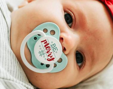 无比乐宝宝安抚奶嘴——医用级硅胶妈妈放心