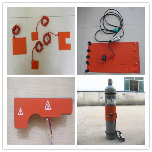 LHGXJ硅橡胶加热器