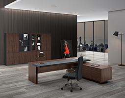 實木辦公家具的好處有哪些?