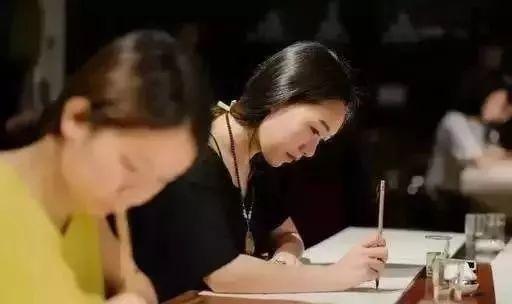 晋墨坊_业余时间练书法有什么好处?