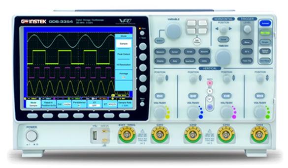 GDS-3000系列示波器